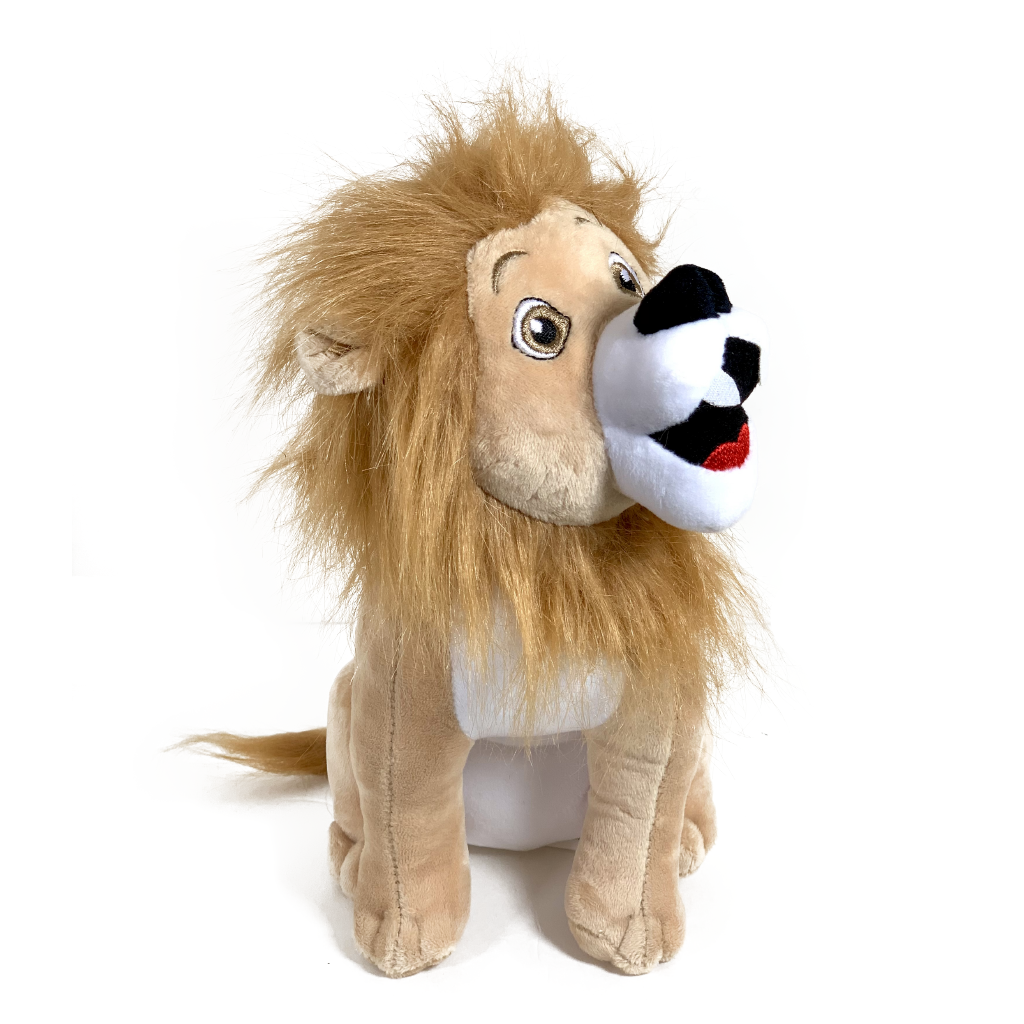 Lion Plush Stuffed Animal - Plush Lion Toy - Plush Toy - KINREX LLC