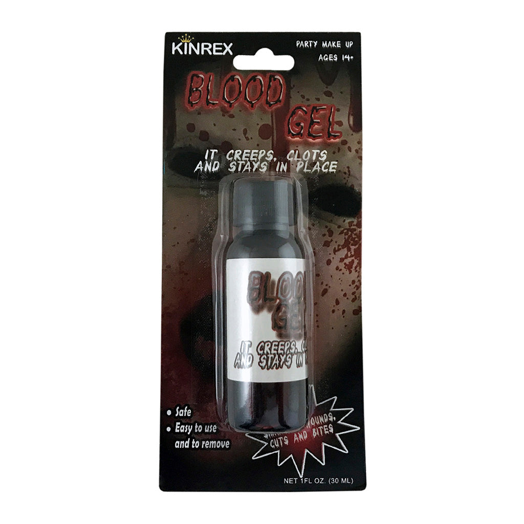 Fake Blood - Blood Gel For Makeup - Halloween Fake Blood - KINREX LLC