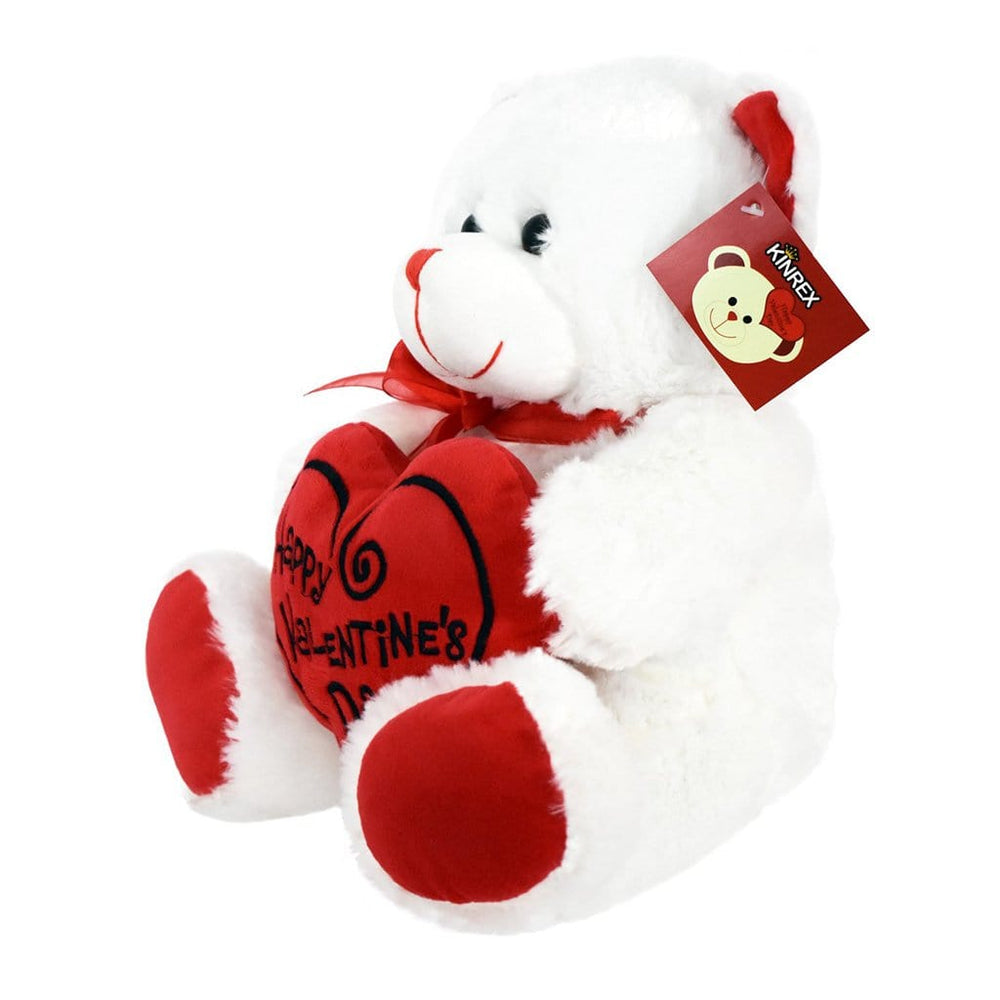 Valentine's Day - Stuffed Teddy Bear For Valentine's Day - Stuffed Animal