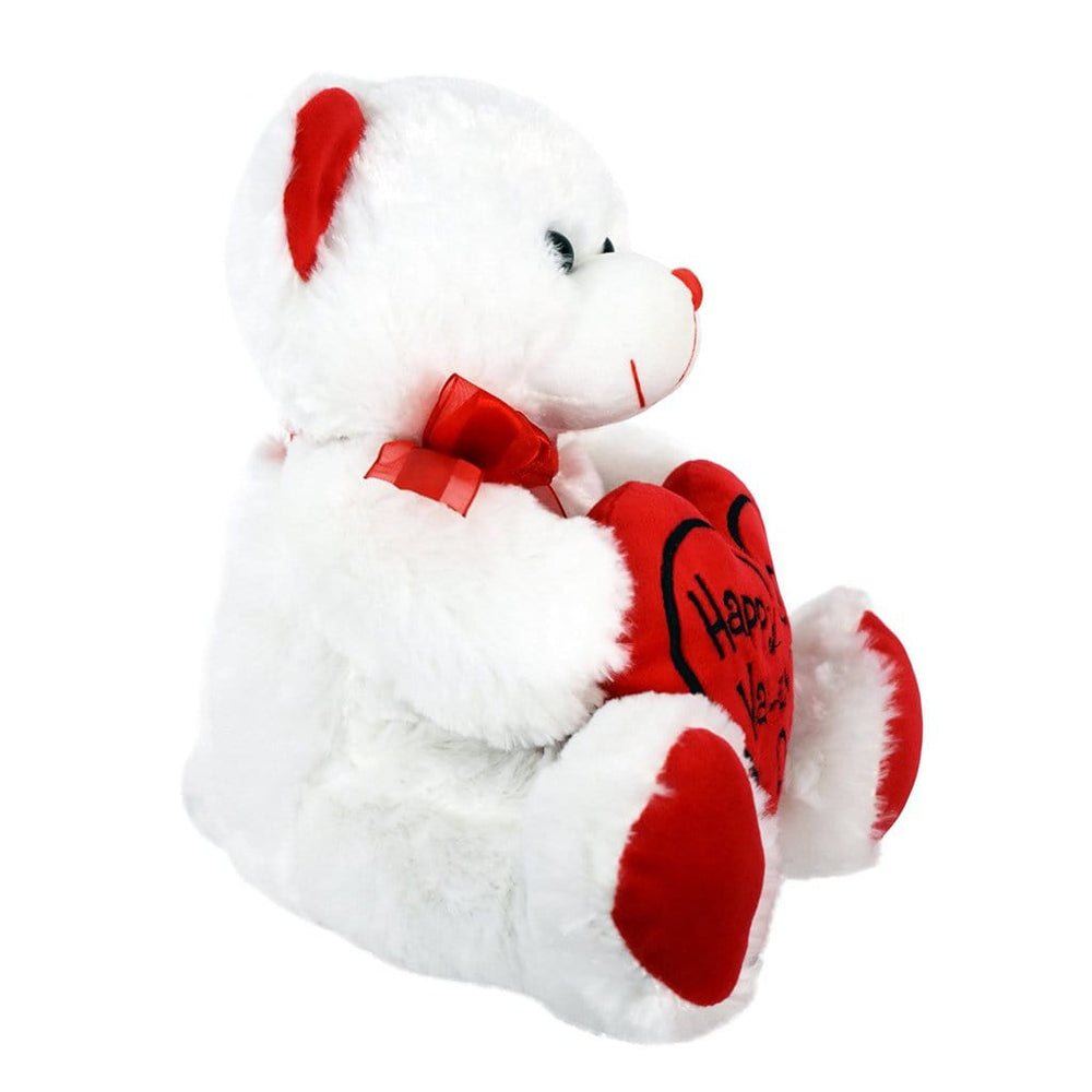 Valentine's Day - Stuffed Teddy Bear For Valentine's Day - Stuffed Animal - KINREX LLC