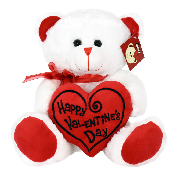 Valentine's Day Teddy Bear, Valentines Teddy Bear