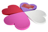 Valentine's Day Foam Hearts, Valentines Party Decorations