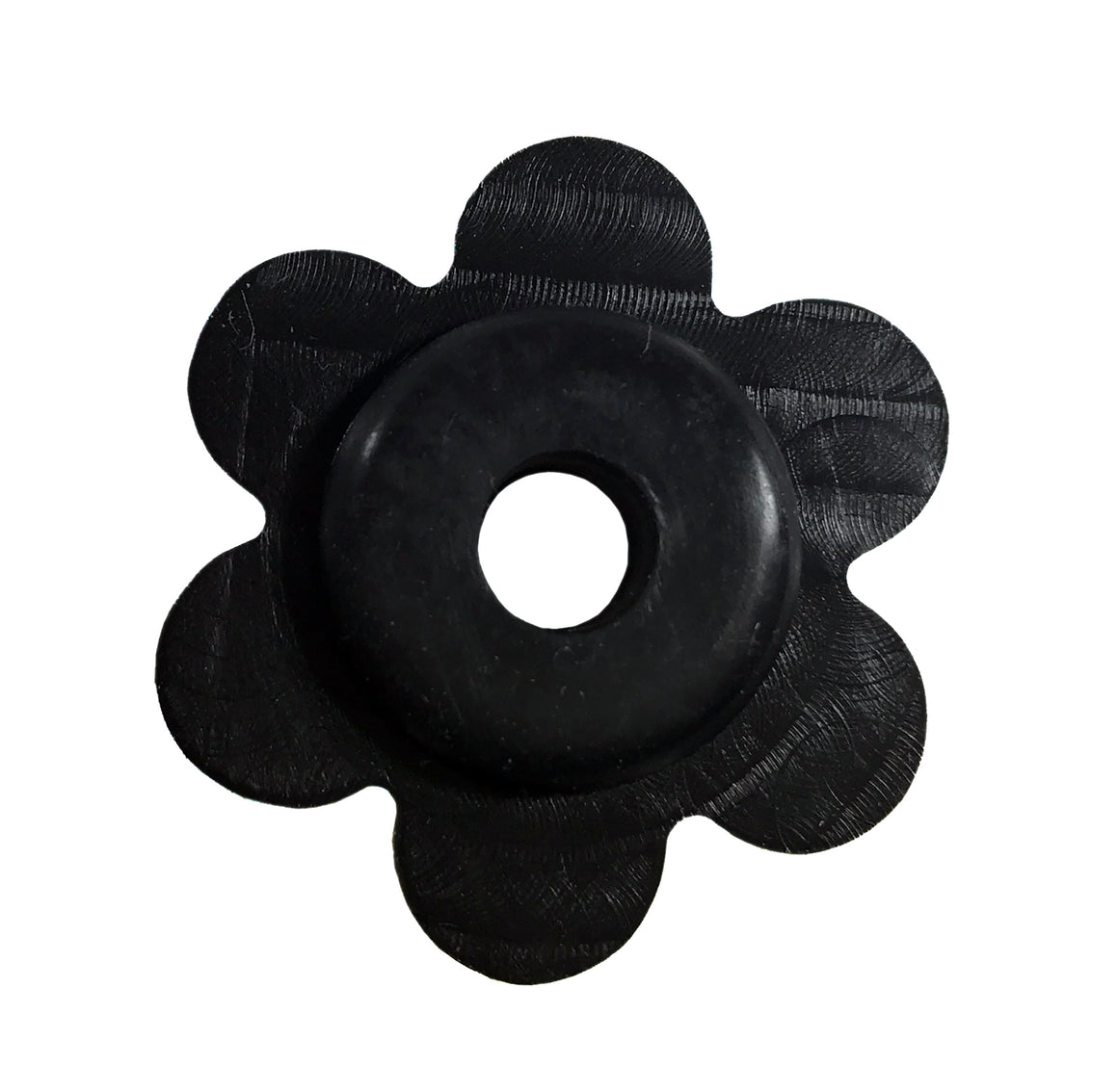 Set of 5 Rubber Garden Flag Stoppers