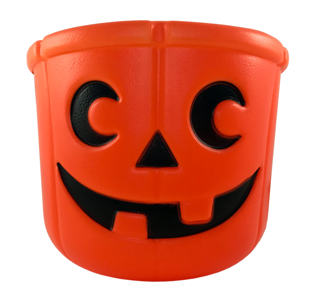 Halloween Buckets - Halloween Basket - Pumpkin Bucket For Trick Or Treat