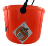 Halloween Buckets, Halloween Basket, Pumpkin Bucket
