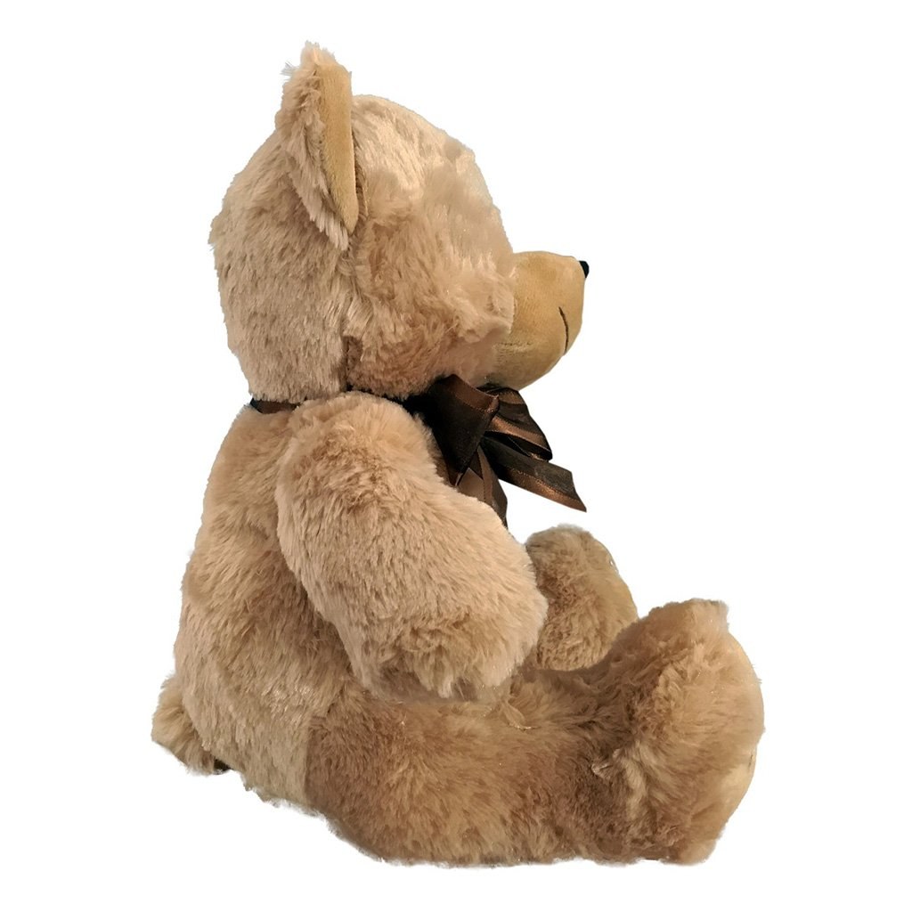 Teddy Bear - Brown Plush Teddy Bear - Stuffed Animal - KINREX LLC