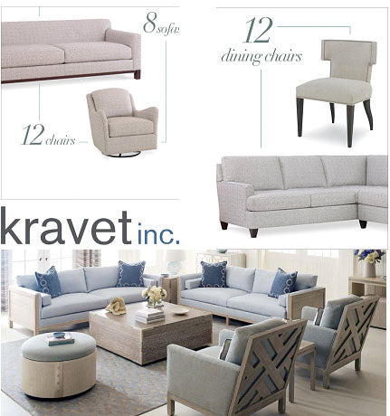 Get Edgy With Kravet Furniture