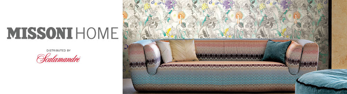 Missoni Home Wallcovering