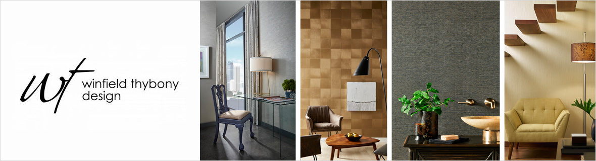 Winfield Thybony Design Wallcovering