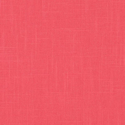 ROBERT ALLEN FABRICS-LINEN SLUB -STRAWBERRY