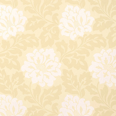 Schumacher Wallcovering - 5003632-Saraceno Damask - Quartz