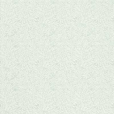 Schumacher Wallcovering - 5004132-Willow Leaf - Aqua