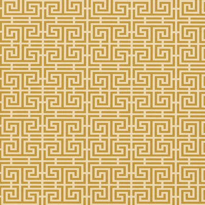 Schumacher Wallcovering - 5004164-Chinois Fret - Sand