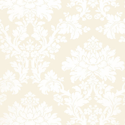 Schumacher Wallcovering - 5004460-Tierni Damask - Blush
