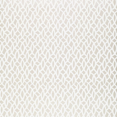 Schumacher Wallcovering - 5004751-Chain Link - Silver