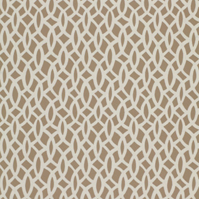 Schumacher Wallcovering - 5004753-Chain Link - Flax