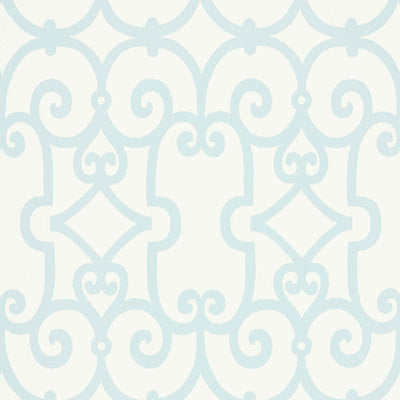 Schumacher Wallcovering - 5005051-Manor Gate - Mineral