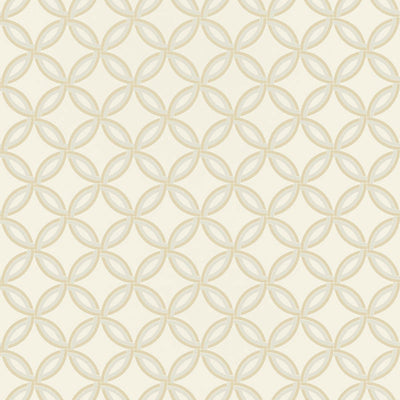 Schumacher Wallcovering - 5005130-Spherica - Parchment