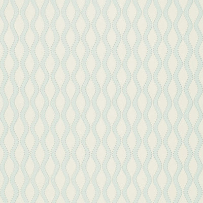 Schumacher Wallcovering - 5005161-Ribbon Wave - Mineral