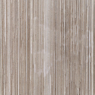 Schumacher Wallcovering - 5005711-Metallic Strie - Silvered Taupe