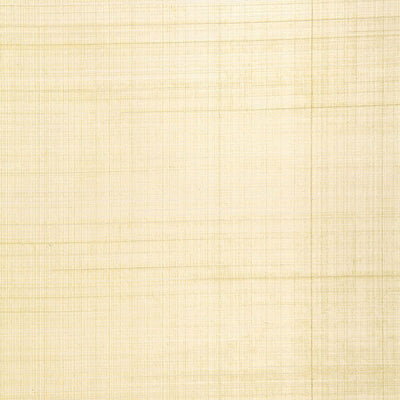 Schumacher Wallcovering - 5005780-Brushed Plaid - White Gold