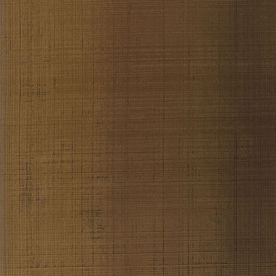 Schumacher Wallcovering - 5005785-Brushed Plaid - Burnished Bronze