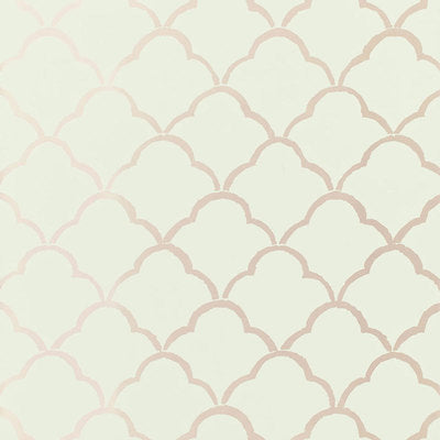Schumacher Wallcovering - 5005941-Costa Del Sol - Mist