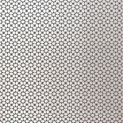 Schumacher Wallcovering - 5006013-Medina - Graphite