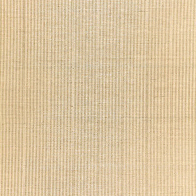 Schumacher Wallcovering - 5006160-Harshaw Pinstripe Sisal - Tan