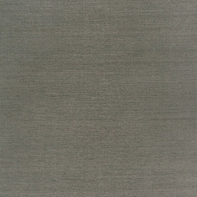 Schumacher Wallcovering - 5006164-Harshaw Pinstripe Sisal - Smoke