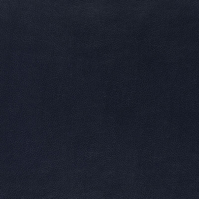 Schumacher Wallcovering - 5006215-Canyon Leather - Navy