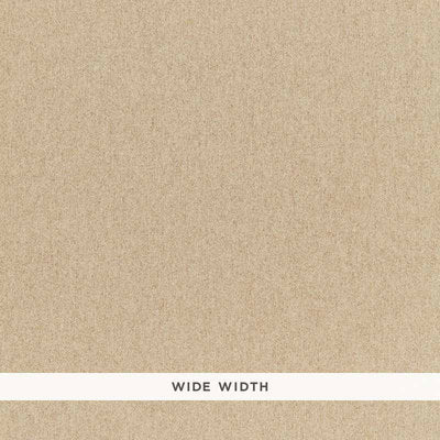 Schumacher Wallcovering - 5006292-Chester Wool Sidewall - Barley