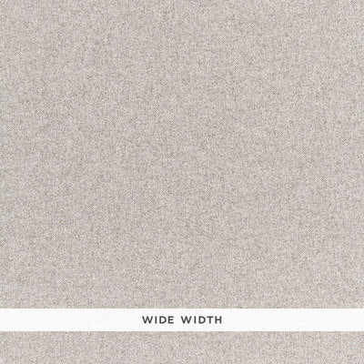 Schumacher Wallcovering - 5006296-Chester Wool Sidewall - Nickel