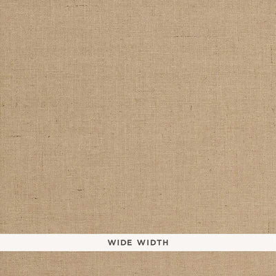 Schumacher Wallcovering - 5006510-Jute Burlap - Natural