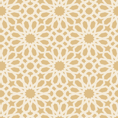 Schumacher Wallcovering - 5006641-Agadir Screen - Mocha