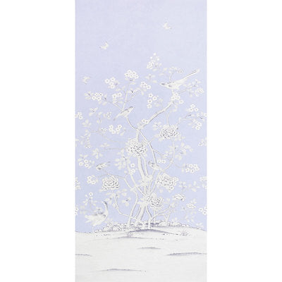 Schumacher Wallcovering - 5007126-Chinois Palais - Lavender