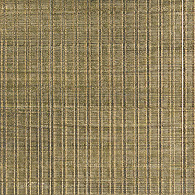 Schumacher Wallcovering - 5007361-Galvanized Rib - Aged Gold