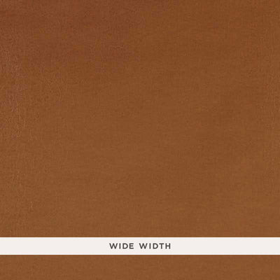 Schumacher Wallcovering - 5007410-Morgan Leather - Saddle
