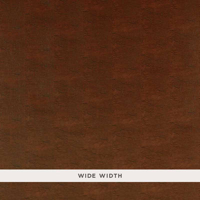 Schumacher Wallcovering - 5007411-Morgan Leather - Cognac