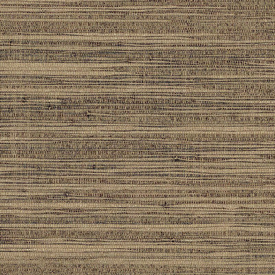 Schumacher Wallcovering - 5007821-Burnished Raffia - Burnished Gold