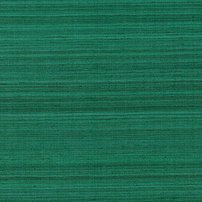 Schumacher Wallcovering - 5007864-Shaded Silk - Emerald