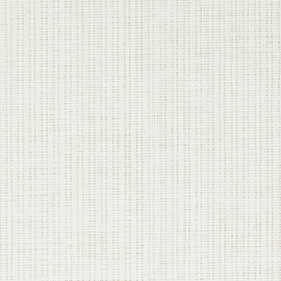 Schumacher Wallcovering - 5007890-Candescent Weave - White