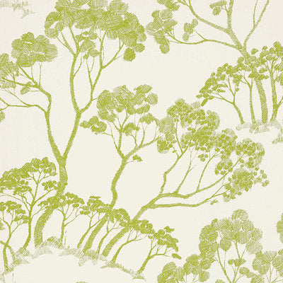 Schumacher Wallcovering - 5007981-Timber ! - Leaf