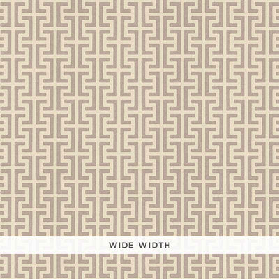 Schumacher Wallcovering - 5008050-Temple - Lilac