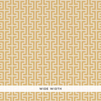 Schumacher Wallcovering - 5008052-Temple - Straw