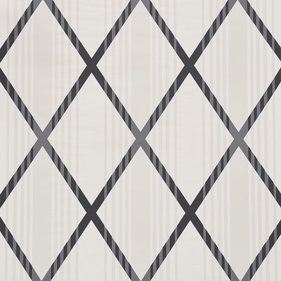 Schumacher Wallcovering - 5009250-Monti - Charcoal