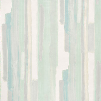 Schumacher Wallcovering - 5009302-Watercolor - Celadon