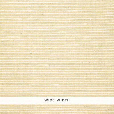 Schumacher Wallcovering - 529770-Pohai Silk - Cream
