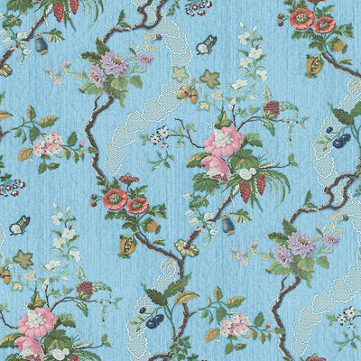 Colony Wallcoverings - CL 0004WP26728 - APRILE - CELESTE