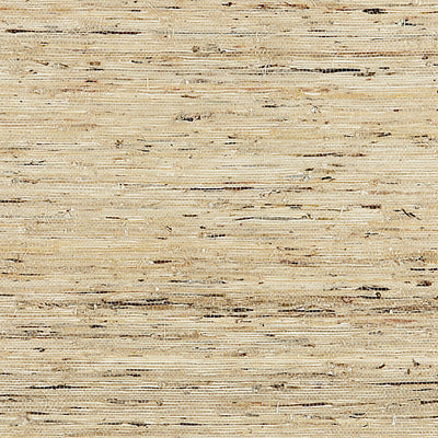 SCALAMANDRE WALLCOVERING-SC 0001WP88344-ARROWROOT WEAVE-STRAW